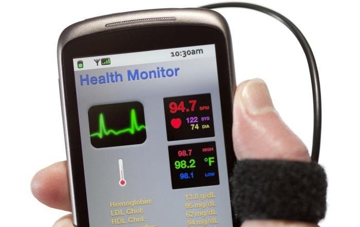 Aplicaciones de salud para smartphones