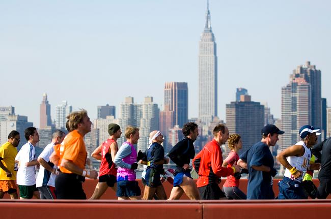 Consejos si quieres correr la maratón de Nueva York