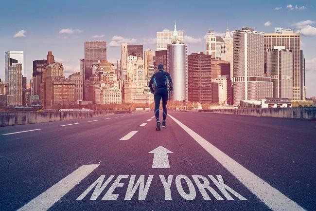 Correr la maratón de Nueva York