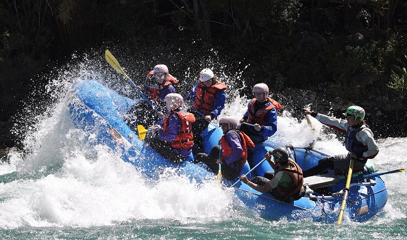 Rafting, el descenso de ríos más divertido